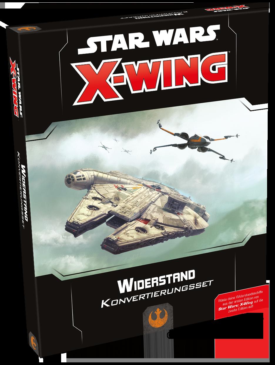 Star Wars X-Wing B Erweiterungspaket Spiele